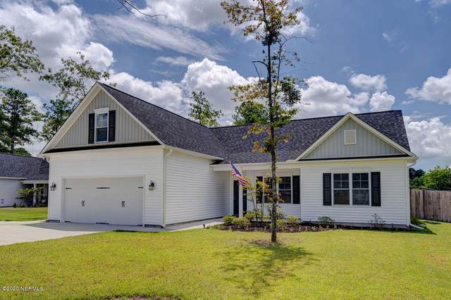217 Bronze Drive, Rocky Point, NC 28457 (MLS #100228899) :: Castro Real Estate Team