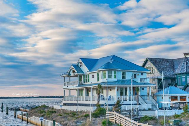 220 Row Boat, Bald Head Island, NC 28461 (MLS #100228946) :: CENTURY 21 Sweyer & Associates