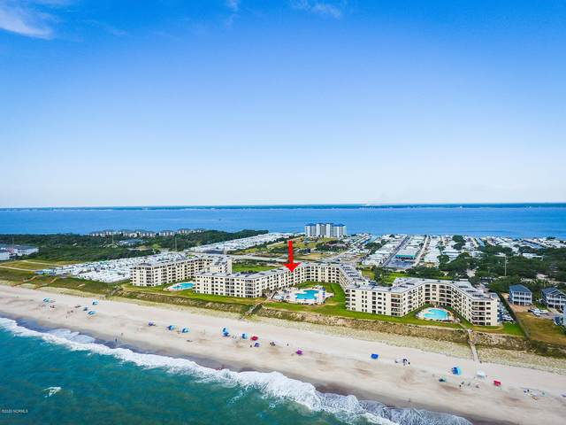 1505 Salter Path Road #409, Indian Beach, NC 28512 (MLS #100228996) :: The Bob Williams Team