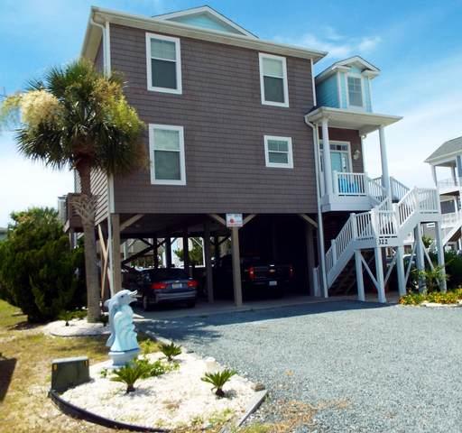 322 E Second Street, Ocean Isle Beach, NC 28469 (MLS #100229007) :: Welcome Home Realty