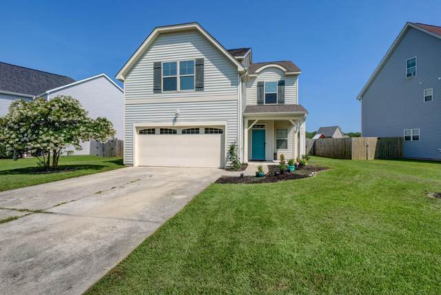 416 Bald Cypress Lane, Sneads Ferry, NC 28460 (MLS #100229030) :: The Chris Luther Team