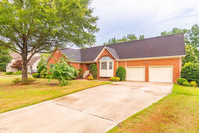 206 Maraschino Drive, Greenville, NC 27858 (MLS #100229043) :: Courtney Carter Homes