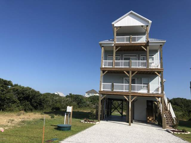 8401 4th Ave Avenue, North Topsail Beach, NC 28460 (MLS #100229051) :: Frost Real Estate Team