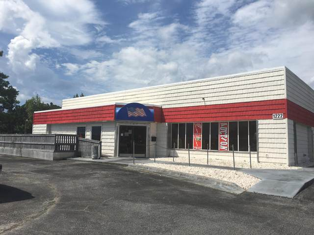 1222 E Main Street, Havelock, NC 28532 (MLS #100229088) :: Barefoot-Chandler & Associates LLC