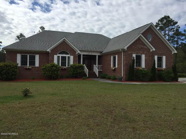333 Sandhills Drive, Newport, NC 28570 (MLS #100229139) :: Stancill Realty Group