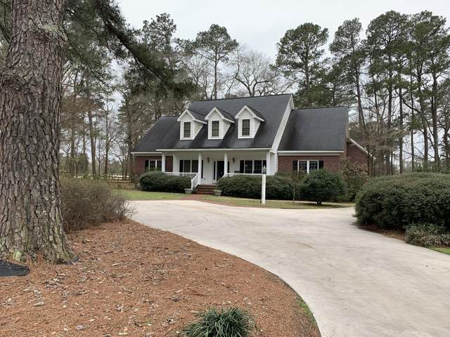 2490 Trails End Drive, Kinston, NC 28504 (MLS #100229200) :: Berkshire Hathaway HomeServices Prime Properties