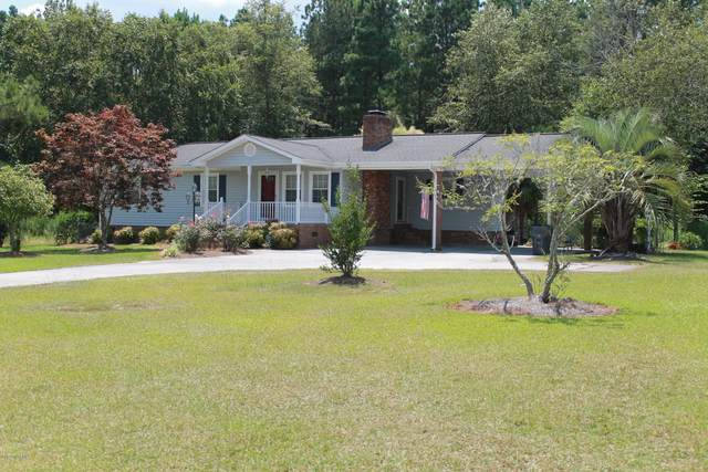 1119 Slippery Log Road, Whiteville, NC 28472 (MLS #100229217) :: The Keith Beatty Team