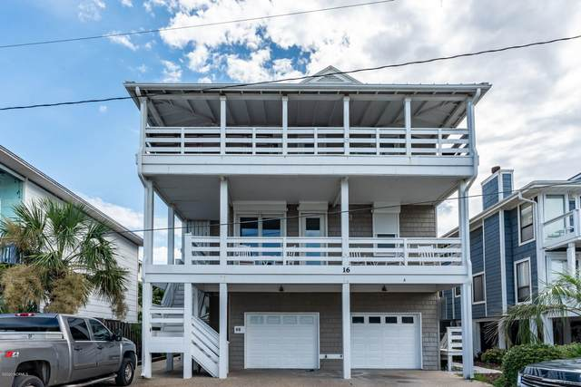 16 E Henderson Street E A, Wrightsville Beach, NC 28480 (MLS #100229229) :: The Chris Luther Team