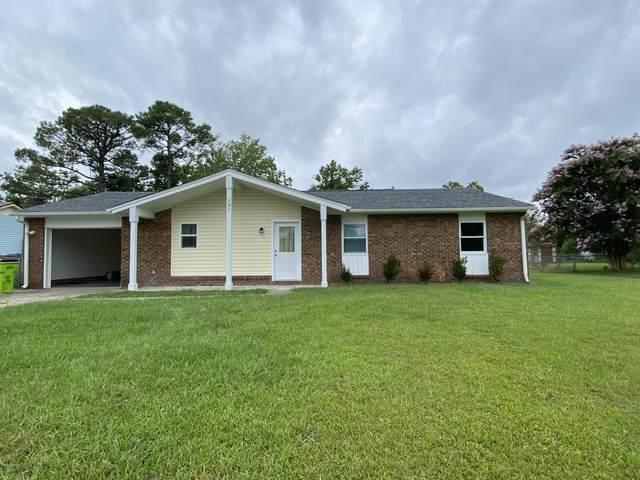 131 Shipman Road, Havelock, NC 28532 (MLS #100229234) :: Barefoot-Chandler & Associates LLC