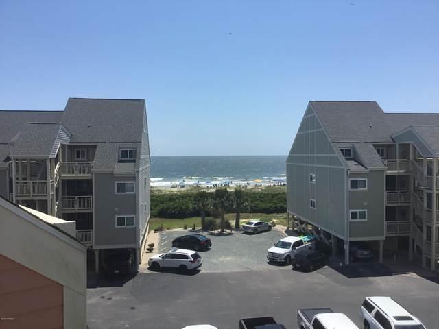 1000 Caswell Beach Road #1112, Caswell Beach, NC 28465 (MLS #100229238) :: Lynda Haraway Group Real Estate