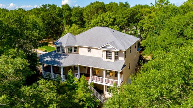 279 Heather Drive, Sunset Beach, NC 28468 (MLS #100229255) :: Welcome Home Realty