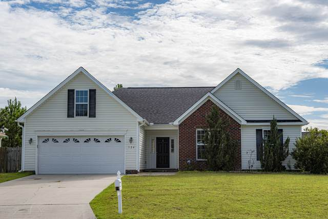 124 Blackheath Drive, New Bern, NC 28560 (MLS #100229305) :: David Cummings Real Estate Team