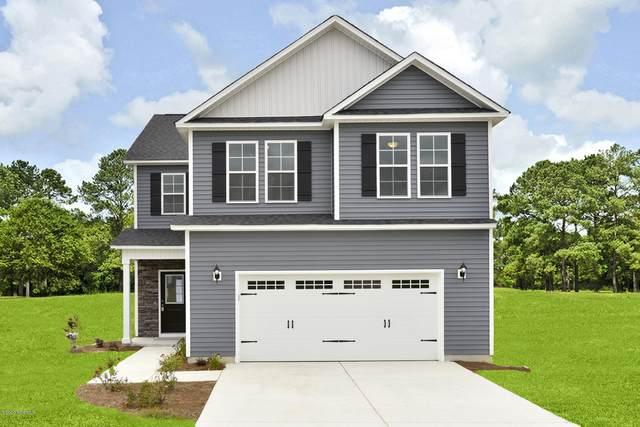 128 Peletier Shores Drive, Peletier, NC 28584 (MLS #100229316) :: Carolina Elite Properties LHR