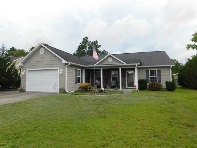 579 Cedar Ridge Road, Shallotte, NC 28470 (MLS #100229321) :: Welcome Home Realty