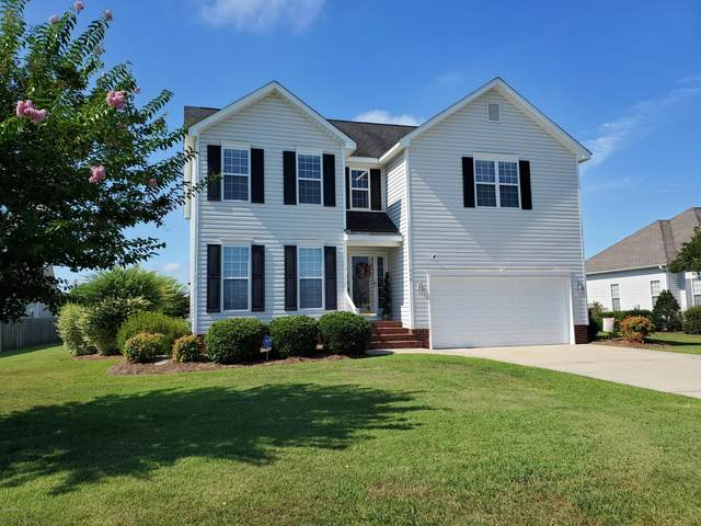 378 Barrel Drive, Winterville, NC 28590 (MLS #100229328) :: The Bob Williams Team