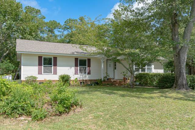 157 Treasure Island Way, Wilmington, NC 28411 (MLS #100229358) :: The Bob Williams Team