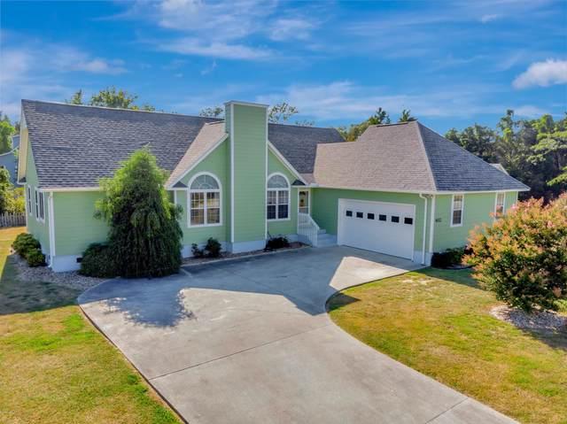 402 Shoreline Drive, Cedar Point, NC 28584 (MLS #100229377) :: Carolina Elite Properties LHR