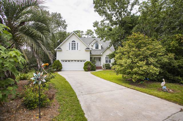 698 Alyssum Avenue, Caswell Beach, NC 28465 (MLS #100229378) :: Welcome Home Realty