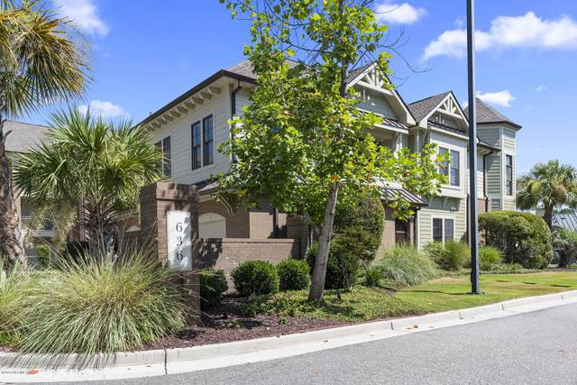 636 Village Park Drive #104, Wilmington, NC 28405 (MLS #100229400) :: The Keith Beatty Team