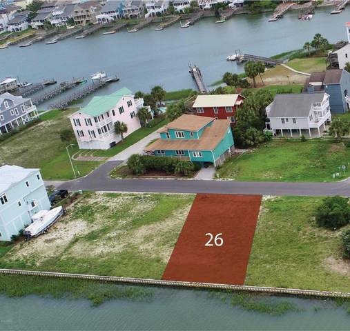 1503 N Shore Drive, Sunset Beach, NC 28468 (MLS #100229414) :: Welcome Home Realty