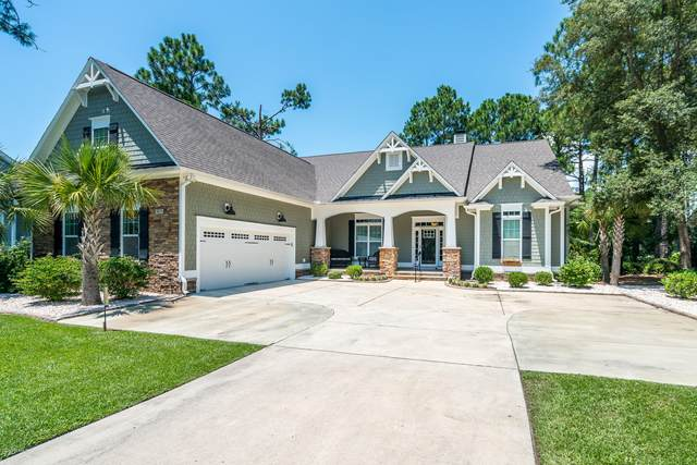 3674 Players Club Drive SE, Southport, NC 28461 (MLS #100229416) :: Castro Real Estate Team