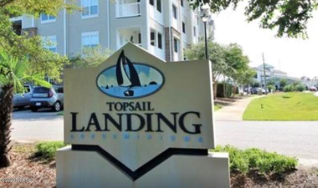 300 Gateway Condos Drive #343, Surf City, NC 28445 (MLS #100229417) :: Stancill Realty Group