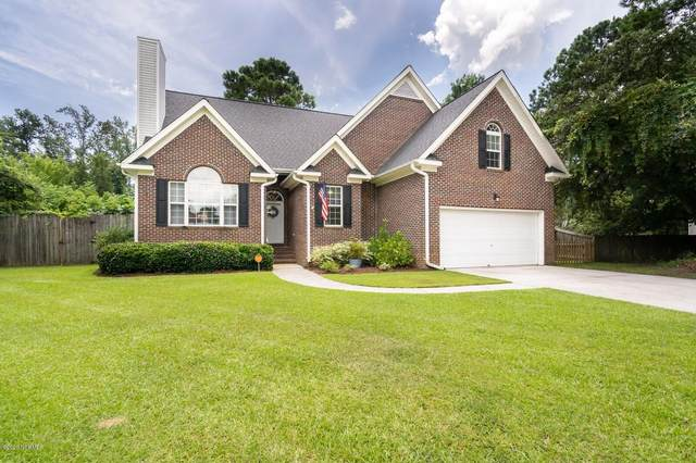 6716 Yarmouth Way, Wilmington, NC 28409 (MLS #100229423) :: The Chris Luther Team