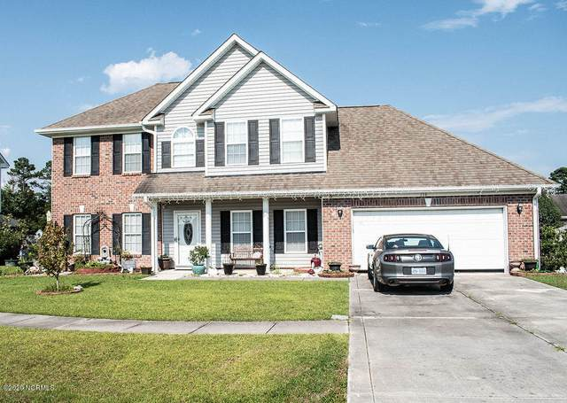 138 Moonstone Court, Jacksonville, NC 28546 (MLS #100229425) :: The Chris Luther Team