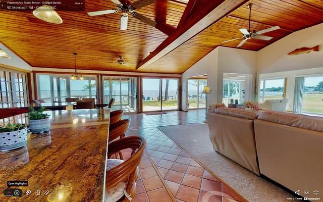 90 Morrison Road, Oriental, NC 28571 (MLS #100229472) :: Carolina Elite Properties LHR