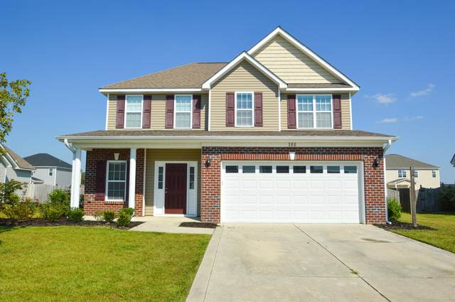 166 Moonstone Court, Jacksonville, NC 28546 (MLS #100229473) :: The Chris Luther Team