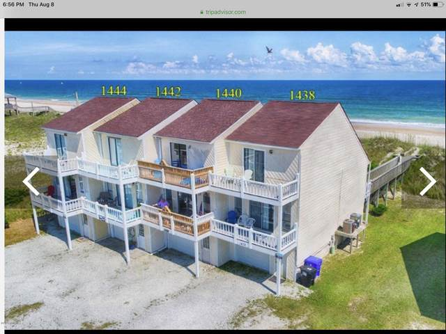 1444 New River Inlet Road, North Topsail Beach, NC 28460 (MLS #100229496) :: Stancill Realty Group