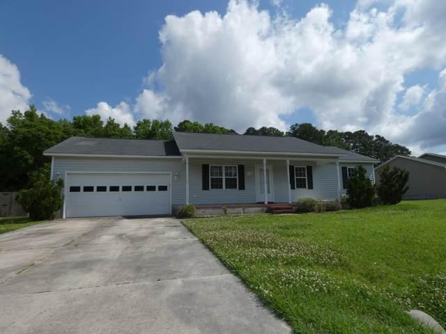 108 Pear Tree Lane, Richlands, NC 28574 (MLS #100229537) :: The Tingen Team- Berkshire Hathaway HomeServices Prime Properties