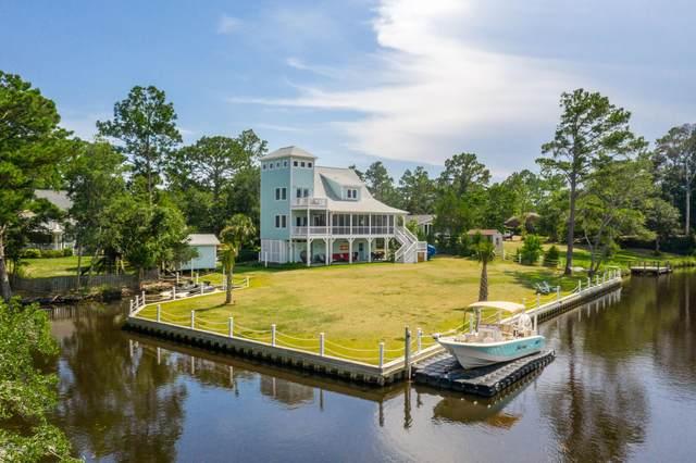 239 Star Hill Drive, Cape Carteret, NC 28584 (MLS #100229542) :: Carolina Elite Properties LHR