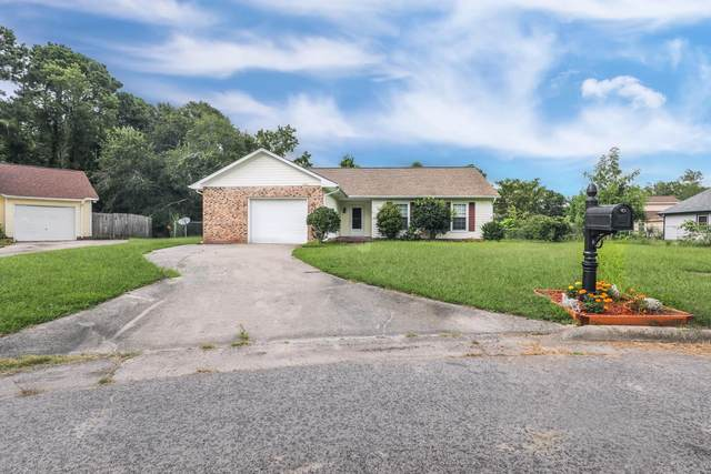 220 Foxwood Court, Jacksonville, NC 28540 (MLS #100229562) :: The Chris Luther Team