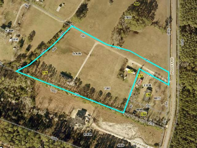150 Pigott Road, Gloucester, NC 28528 (MLS #100229591) :: Castro Real Estate Team