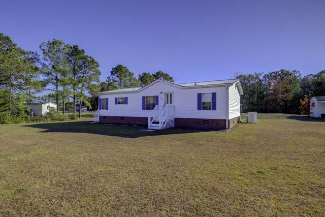 175 Orvin Drive, Sneads Ferry, NC 28460 (MLS #100229603) :: Castro Real Estate Team