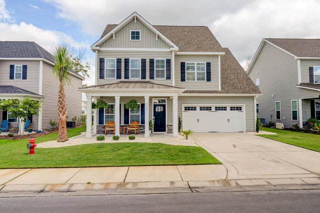 6212 Sweet Gum Drive, Wilmington, NC 28409 (MLS #100229612) :: Castro Real Estate Team