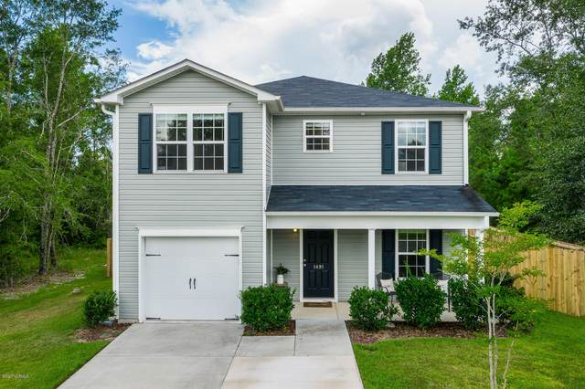 1491 Gate Hill Road SE, Bolivia, NC 28422 (MLS #100229640) :: The Chris Luther Team
