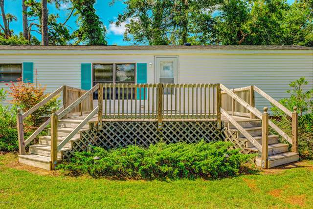 215 Lejeune Road, Cape Carteret, NC 28584 (MLS #100229667) :: Castro Real Estate Team