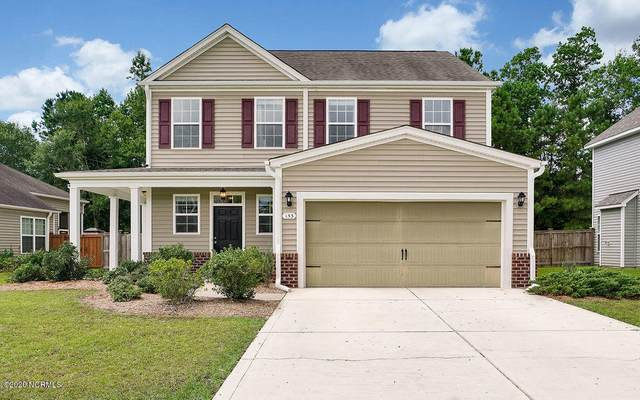153 N Palm Drive, Winnabow, NC 28479 (MLS #100229672) :: The Chris Luther Team