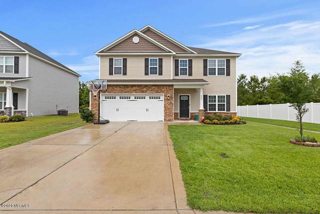 428 Patriots Point Lane, Swansboro, NC 28584 (MLS #100229678) :: Carolina Elite Properties LHR