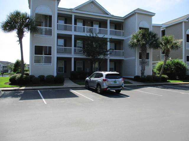 7507 Moorhen Lane SW #1, Sunset Beach, NC 28468 (MLS #100229682) :: Welcome Home Realty