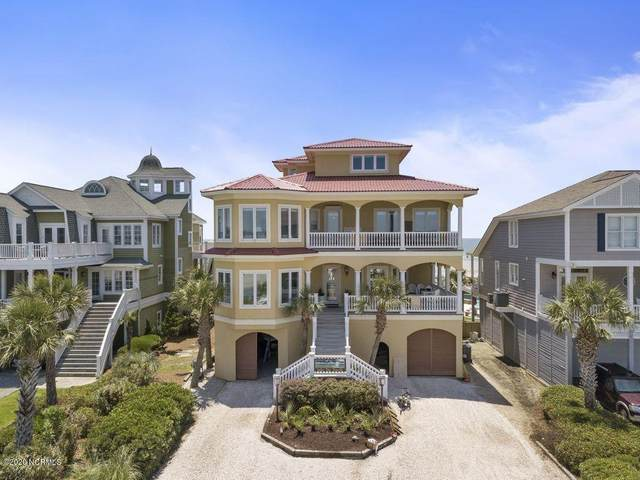 145 Ocean Isle West Boulevard #1, Ocean Isle Beach, NC 28469 (MLS #100229722) :: Liz Freeman Team