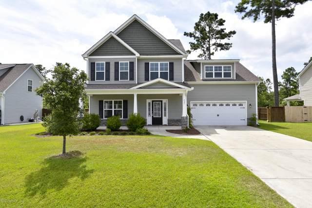 427 Wolfe Lane, Hubert, NC 28539 (MLS #100229725) :: Berkshire Hathaway HomeServices Hometown, REALTORS®
