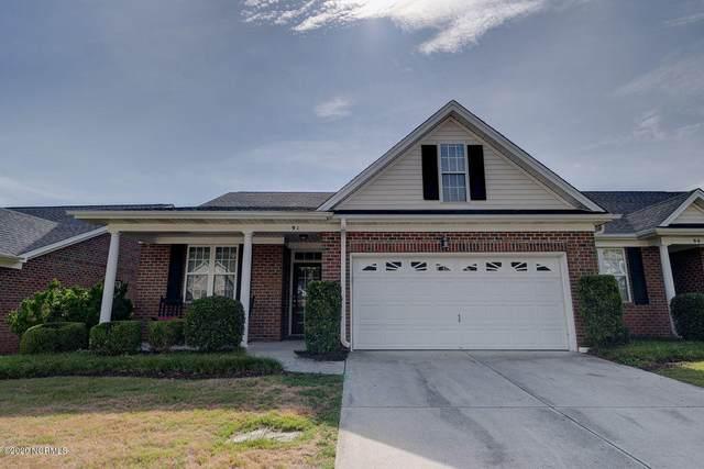 5006 Carleton Drive #91, Wilmington, NC 28403 (MLS #100229738) :: Castro Real Estate Team