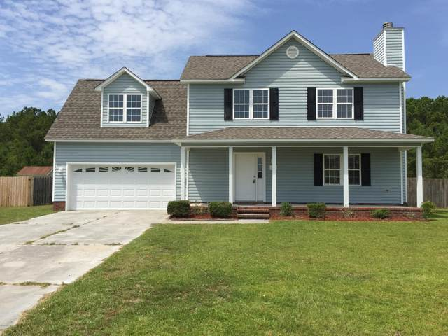 127 Hunt Drive, Hubert, NC 28539 (MLS #100229741) :: Berkshire Hathaway HomeServices Hometown, REALTORS®
