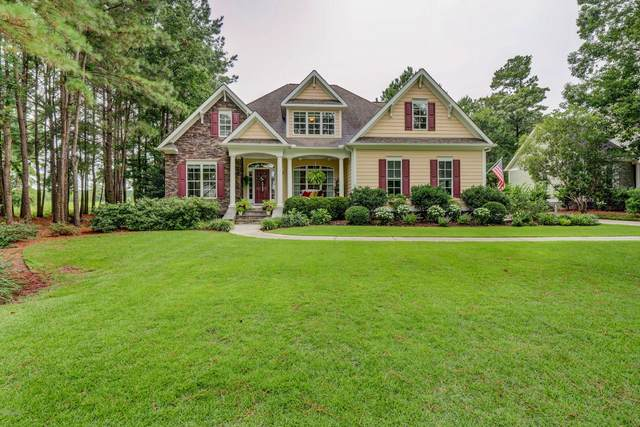 210 Cellars Way, Wallace, NC 28466 (MLS #100229745) :: Carolina Elite Properties LHR