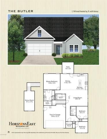 128 Pembury Way Lot #26, Richlands, NC 28574 (MLS #100229768) :: Liz Freeman Team