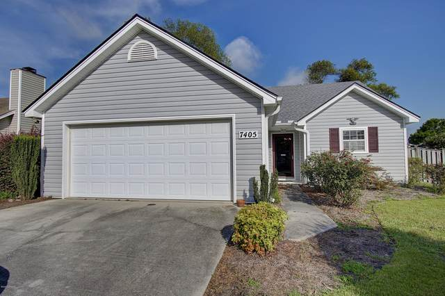 7405 Gilmore Drive, Wilmington, NC 28411 (MLS #100229771) :: The Keith Beatty Team