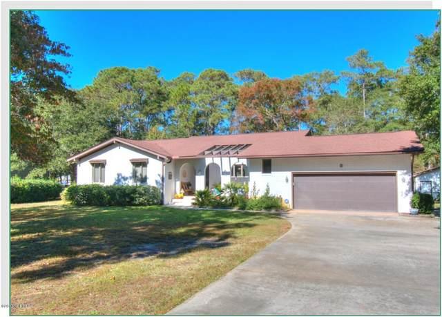 5 Augusta Drive, Oak Island, NC 28465 (MLS #100229778) :: Welcome Home Realty